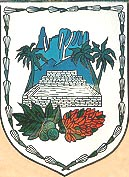 Coat of arms - Papeete - les armes