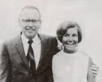 Warren Buffett + Susan Thompson Buffett