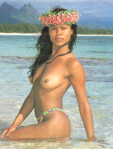 Girls sexier hawaiian are